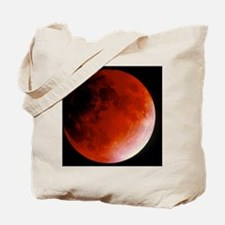 Lunar eclipse Tote Bag