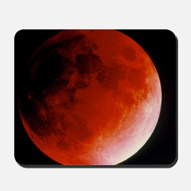 Lunar eclipse Mousepad