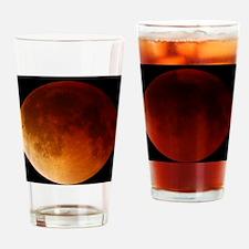 Lunar eclipse, 28/08/2007 Drinking Glass