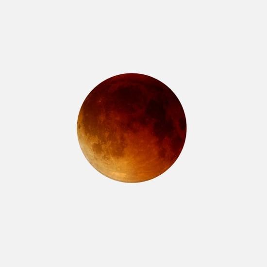 Lunar eclipse, 28/08/2007 Mini Button
