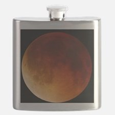 Lunar eclipse, 28/08/2007 Flask