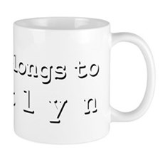 My Heart Belongs To Caitlyn Mug
