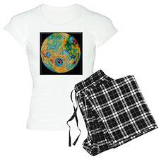 Lunar gravity Pajamas