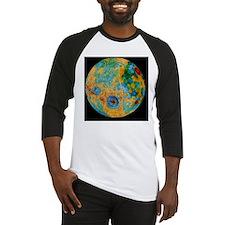 Lunar gravity Baseball Jersey