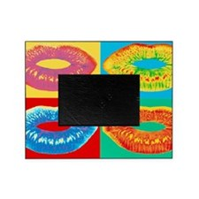 Lips Picture Frame