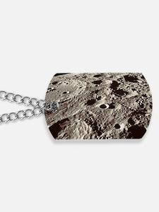 Lunar surface Dog Tags