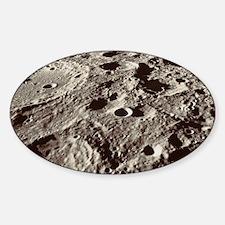 Lunar surface Decal