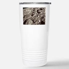 Lunar surface Stainless Steel Travel Mug