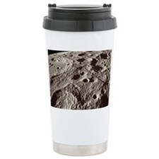 Lunar surface Travel Mug