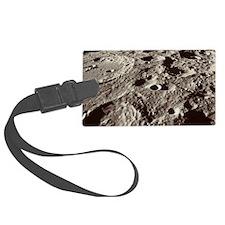 Lunar surface Luggage Tag