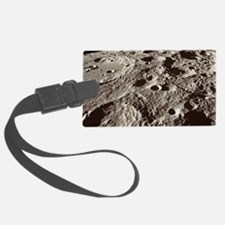 Lunar surface Luggage Tag