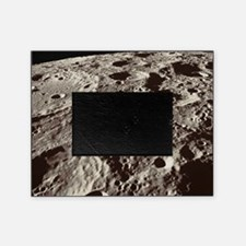 Lunar surface Picture Frame