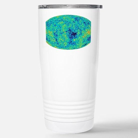 MAP microwave backgroun Stainless Steel Travel Mug