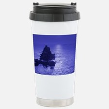 Moon over water Stainless Steel Travel Mug