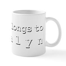 My Heart Belongs To Madalyn Mug