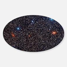 Maffei I and II galaxies Sticker (Oval)