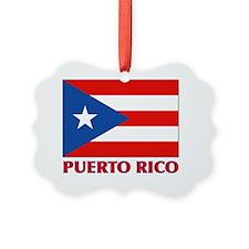 Puerto Rico - PR Ornament