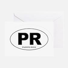 Puerto Rico - PR Greeting Card