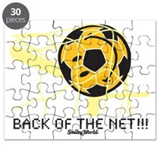Back of the Net Smiley Puzzle