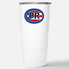 Puerto Rico - PR Travel Mug