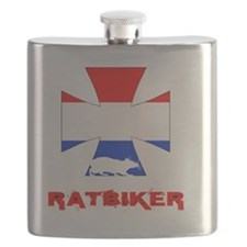Dutch  ratbiker Flask