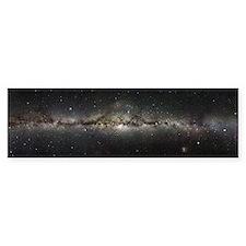 Milky Way Bumper Bumper Sticker