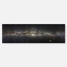 Milky Way Bumper Bumper Sticker