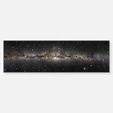 Milky Way Bumper Stickers