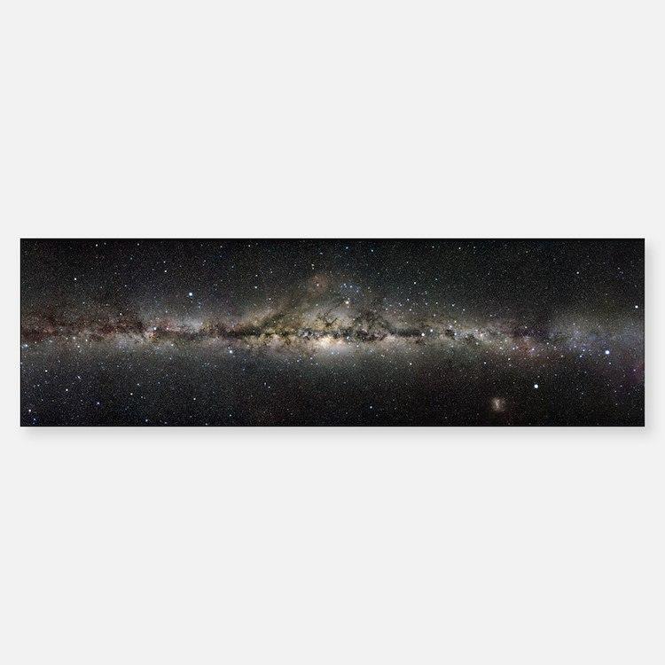 Milky Way Sticker (Bumper)