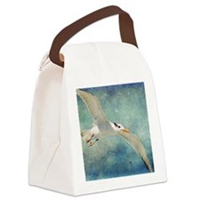 Seagull Canvas Lunch Bag