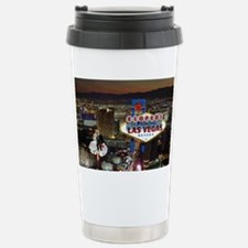 Eloped In Las Vegas Travel Mug