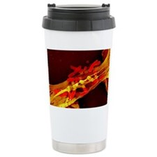 Neutrophil cell trappin Travel Mug