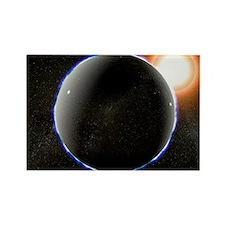 Neutron star, artwork Rectangle Magnet