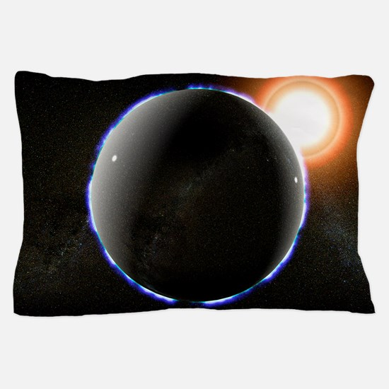 Neutron star, artwork Pillow Case