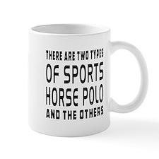Horse Polo Designs Mug