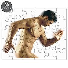 Nude man Puzzle