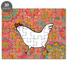 Paisley Chicken Puzzle