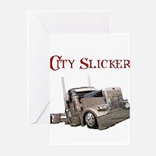 City Slicker Greeting Cards (Pk of 10)