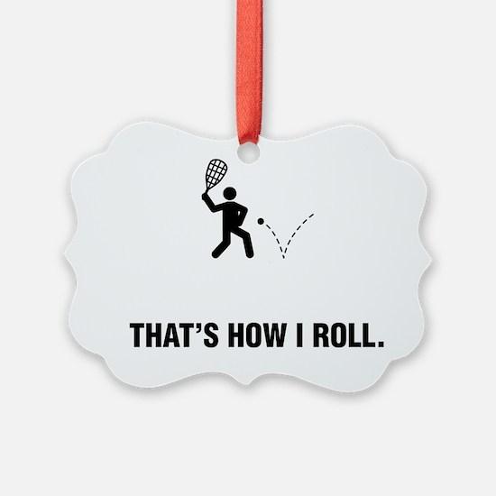 Racquetball-ABG1 Ornament