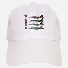 Carrier Air Wing FIVE Baseball Baseball Cap