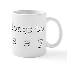 My Heart Belongs To Dorsey Mug