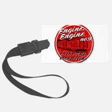Engine Engine No. 9 Luggage Tag