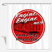 Engine Engine No. 9 Shower Curtain