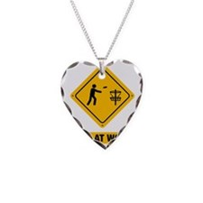 Disk-Golf-ABB1 Necklace
