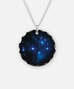 Pleiades star cluster Necklace