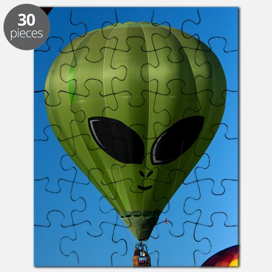 (10) Balloons Shape   6244 Puzzle