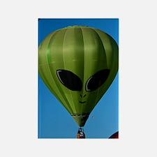 (10) Balloons Shape   6244 Rectangle Magnet