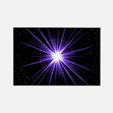 Pulsar Rectangle Magnet