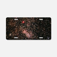 Sagittarius star cloud (M24 Aluminum License Plate