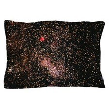 Sagittarius star cloud (M24) Pillow Case
